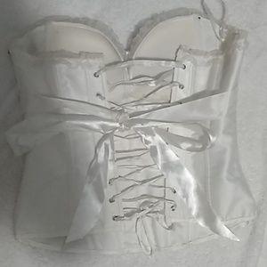 Vaacodor Intimates & Sleepwear - Sexy Bride Bustier